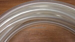 Трубка перфорированная из ПВХ-пластиката для пузырьковой решетки VOD-58 (аналог пр-во Россия)